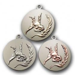 Медаль дзюдо
