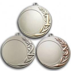 mat silver medal