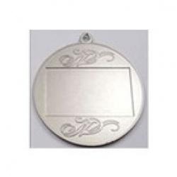 Наградная цельноштампованная медаль