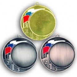Парадная медаль70 мм с изображением флагов