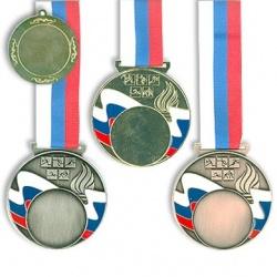tricolour medal