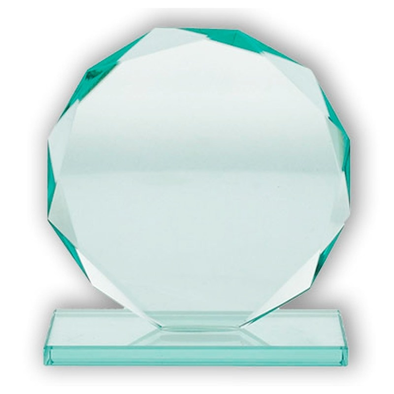 приз из стекла