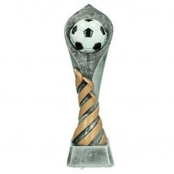 Статуэтка из смолы с футбольным мячом