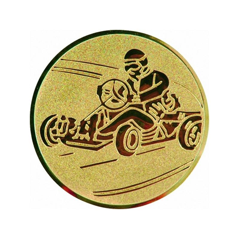 Karting trophy center