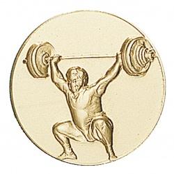 Gold Center weight lifting