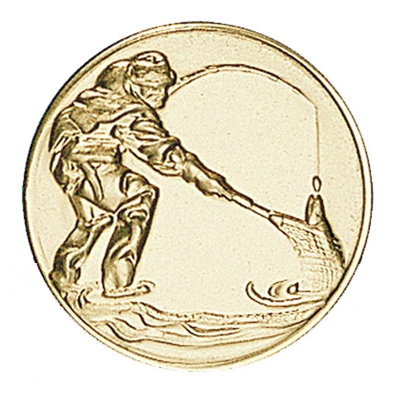 Pastille dorée pêche