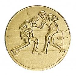 pastille boxe pour coupes et médaille