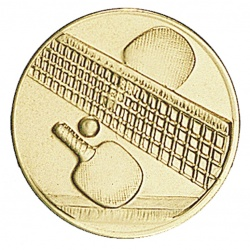 Table Tennis Gold Trophy Center