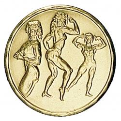 Women's Bodybuilding Gold Center