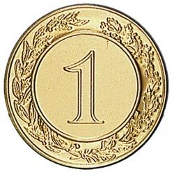 Вставки 1 МЕСТО для медалей и кубков