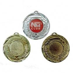 Наградная медаль с рельефным декором