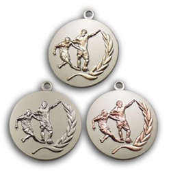 Медаль футбол