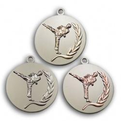 Медаль каратэ