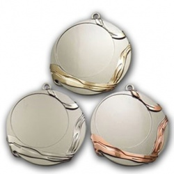 Наградная медаль диаметр 70 мм