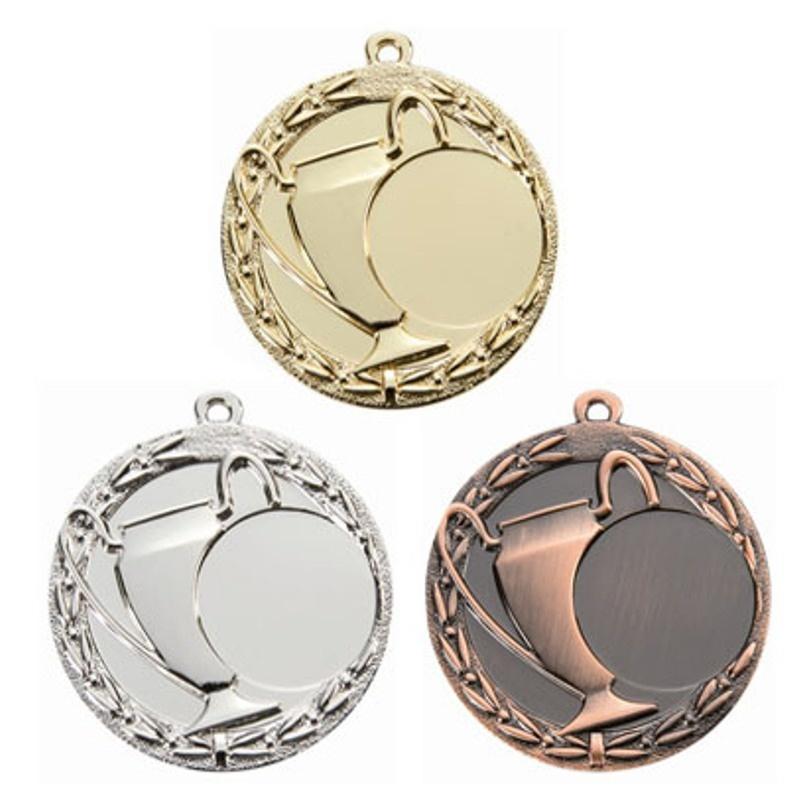 médaille de sport universelle